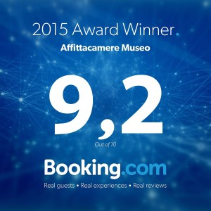 punteggio Booking B&B Museo